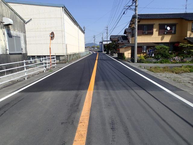 H30年度道路小規模修繕
